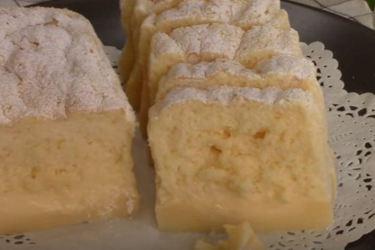 Magični kolač osvaja svet: Ovaj recept se po internetu širi brzinom munje! (VIDEO)