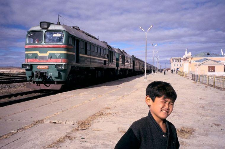 Ruski voz: Avantura putovanja 7 dana i noći kroz 8 vremenskih zona! (FOTO)