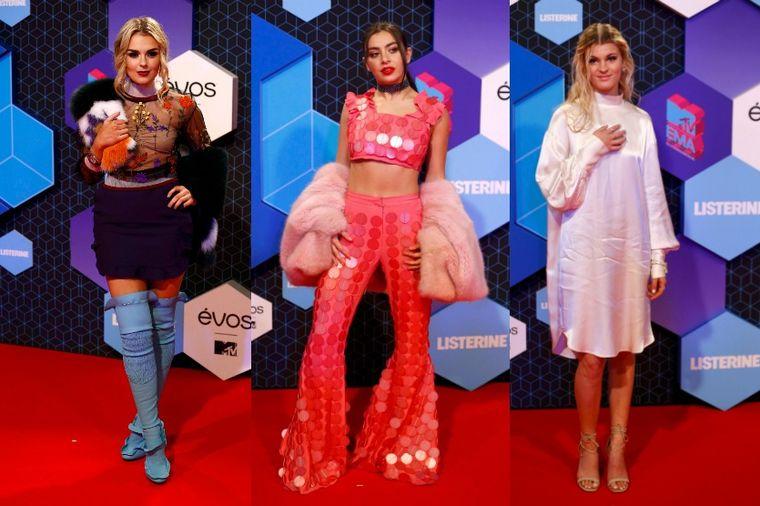 Najgore obučene žene na dodeli MTV nagrada: Bolje da nisu izlazile iz kuće!