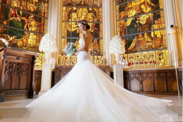 Ovo je zvanično najlepša venčanica na svetu! (FOTO)