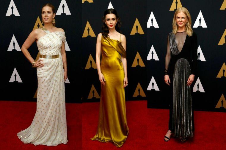 Dominacija bele, zlatne i crne na crvenom tepihu: Poznate dame na dodeli Governors nagrada!