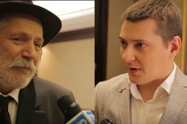 Marčelo i Šerbedžija o životu umetnika: Evo šta kažu glumac i reper o stanju svesti u Srbiji (VIDEO)