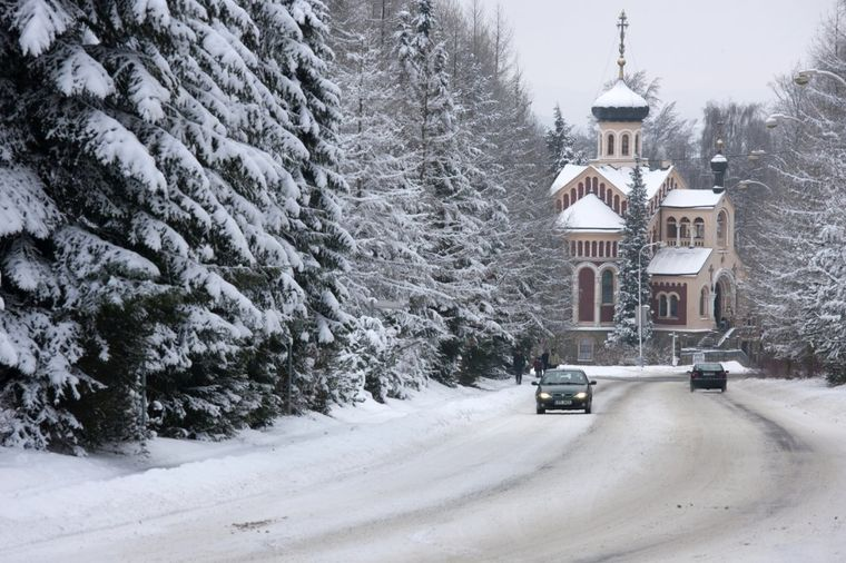 Ruska zima: Bajkovita zemlja okovana ledom! (FOTO)