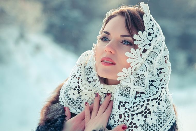 Portret devojke, Shutterstock