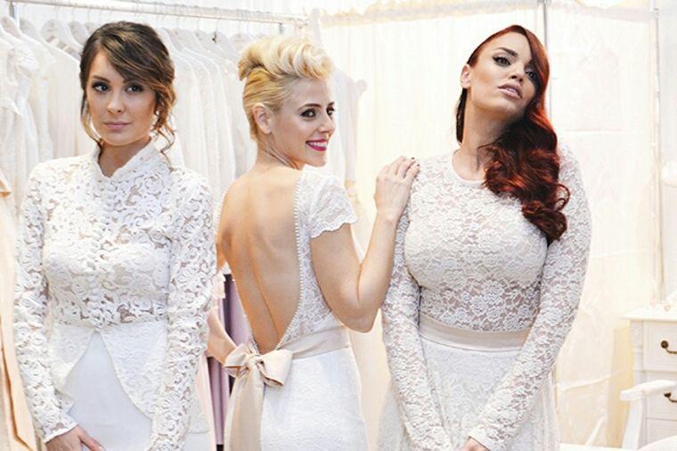 Poznate dame u ulogama mladi: Evo ko će sve prošetati venčanice na novom Belgrade Wedding Show