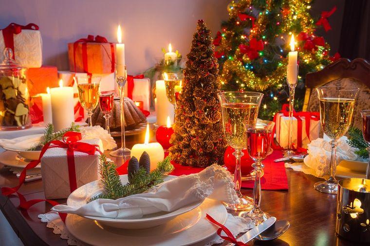 Maler na novogodišnjoj trpezi: Ovo jelo nikako ne stavljajte na sto!