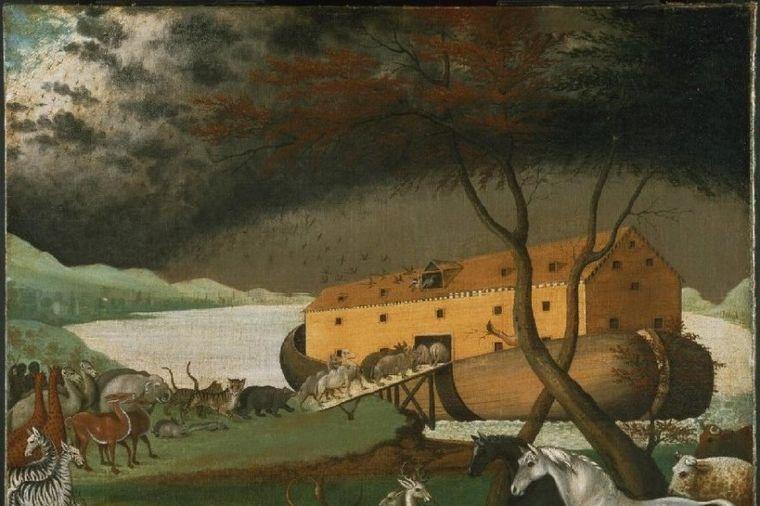 Foto: Wikipedia, Nojeva barka