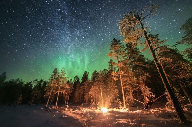 Magično finsko nebo: Ovako nešto samo Bog može da stvori!