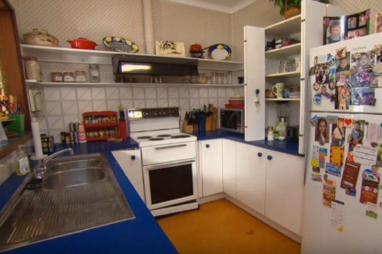 Od obične kuhinje napravila luksuznu prostoriju: Transformacija koja obara s nogu! (VIDEO)