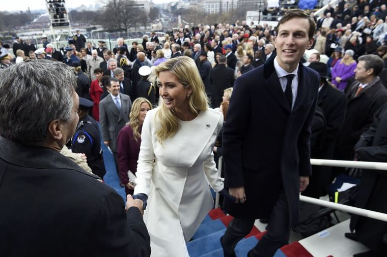 Blistala na očevoj inauguraciji: Jedna stvar je izdvojila Ivanku Tramp od ostalih! (FOTO)