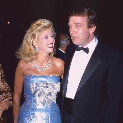 Razvod od Trampa joj doneo milione: Ivanu je Donald prvu voleo! (FOTO)