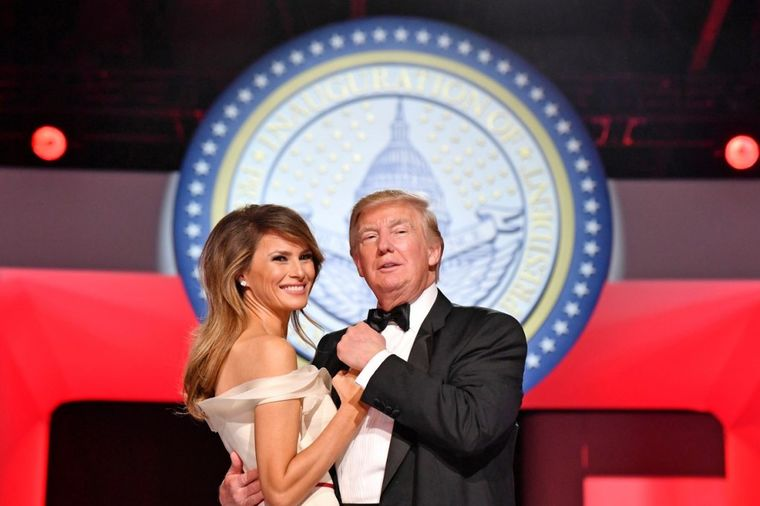 Prvi dani nove američke predsedničke porodice: Trampove lepotice u centru pažnje!