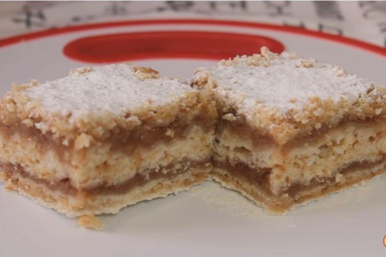 Sipana pita jabučara: Mekši kolač u životu niste probali! (RECEPT)