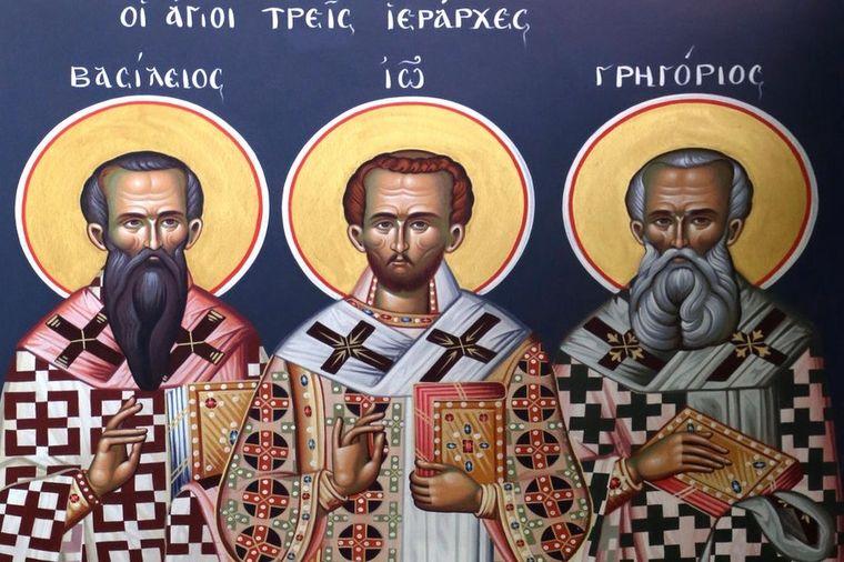 Gde je bila svađa, danas dolazi mir: Proslavite Sveta Tri Jerarha uz muziku, evo zašto!