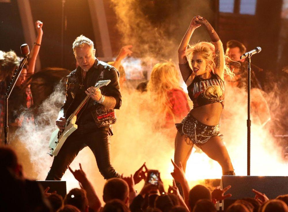 Lejdi Gaga, foto: Reuters / Lucy Nicholson