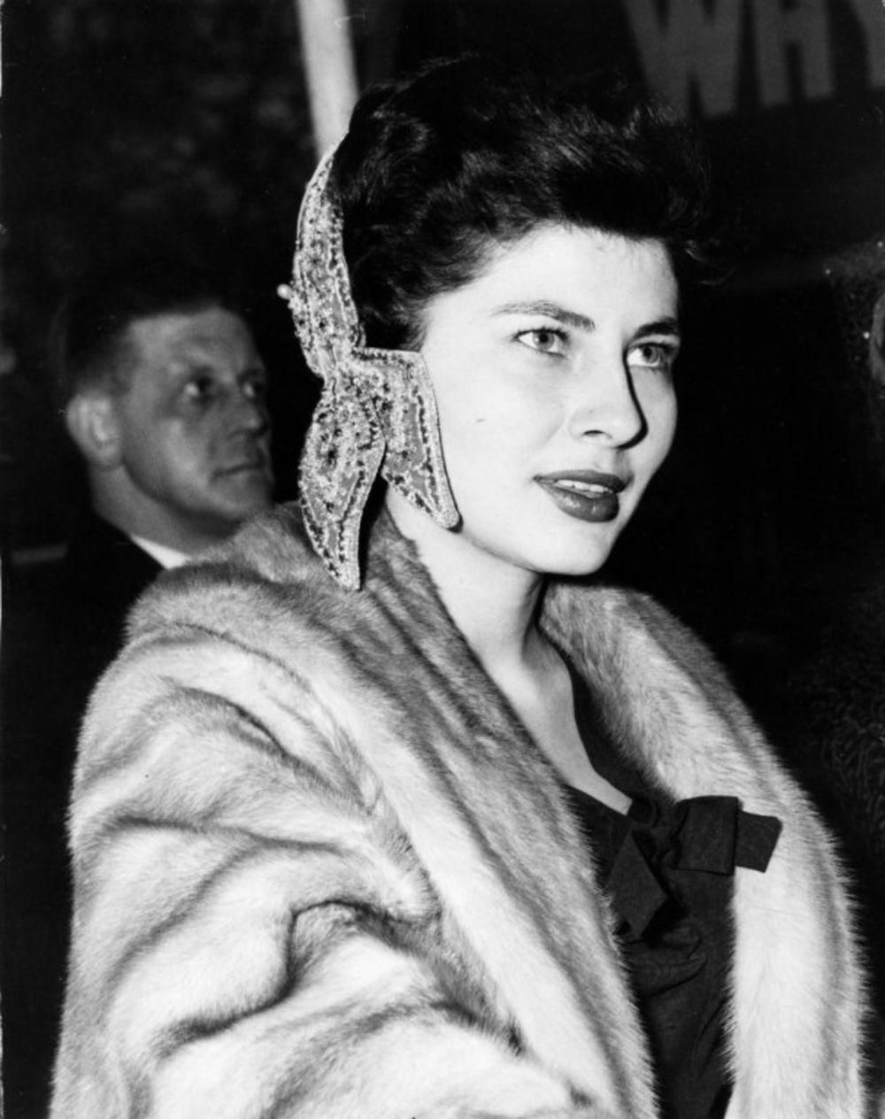 Iranska kraljica Soraya