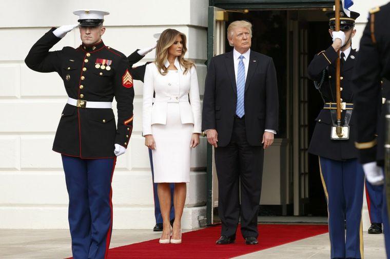 Foto: Reuters / Kevin Lamarque