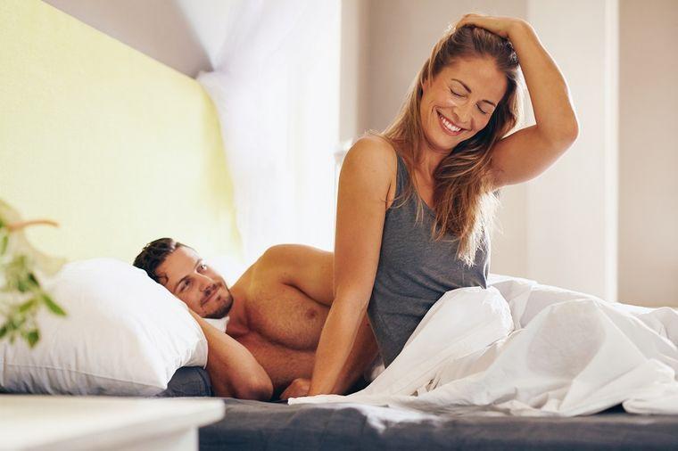 Par u krevetu, Foto: Thinkstock