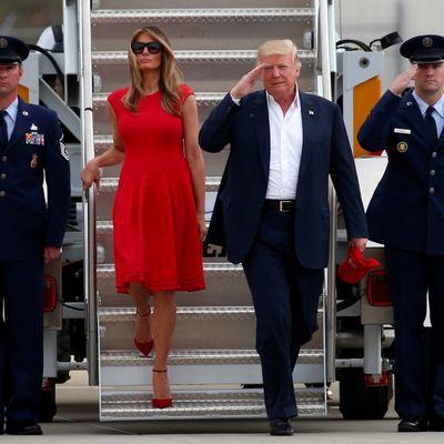 Melanija Tramp u vatrenom izdanju: Kada je progovorila, Amerikanci ostali bez teksta! (FOTO)