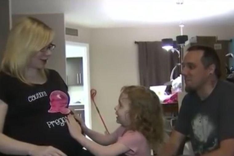 Očekivali normalnu trudnoću: Lekari uradili ultrazvuk i ostali šokirani! (VIDEO)