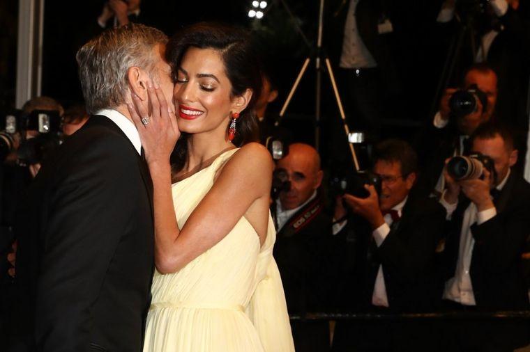 Ljubavna priča Džordža i Amal Kluni: Izgleda da bajke ipak postoje! (FOTO)
