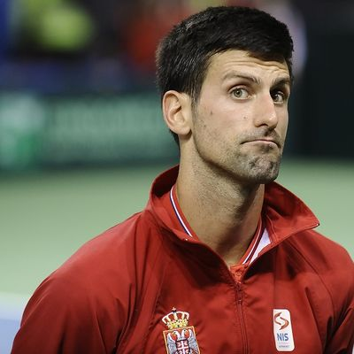 Dok Jelena trudna sedi kod kuće: Novak Đoković uhvaćen u akciji! (VIDEO)