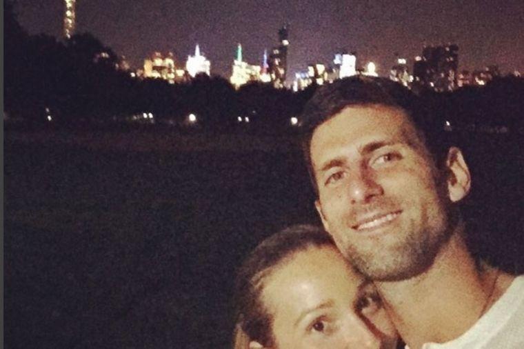 Novak Đoković progovorio o famoznom snimku: Evo zašto je Jelena vikala!