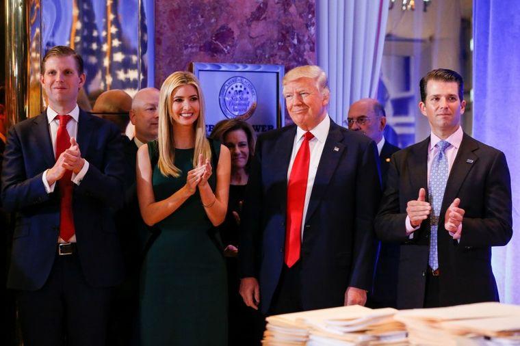 Stiže prinova u porodicu Tramp: Dodaćemo dečaka timu! (FOTO)