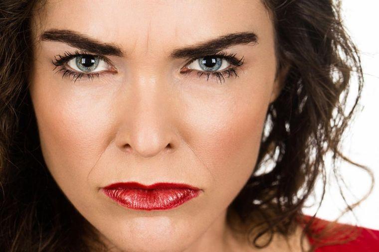 Ljuta žena, Foto: Profimedia