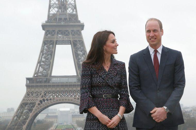 Modna bajka: Kejt u Parizu ili vojvotkinja u čarobnom gradu! (FOTO)