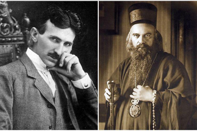 Razgovor Nikole Tesle i vladike Nikolaja: Zbog njega su mnogi shvatili da Bog postoji!