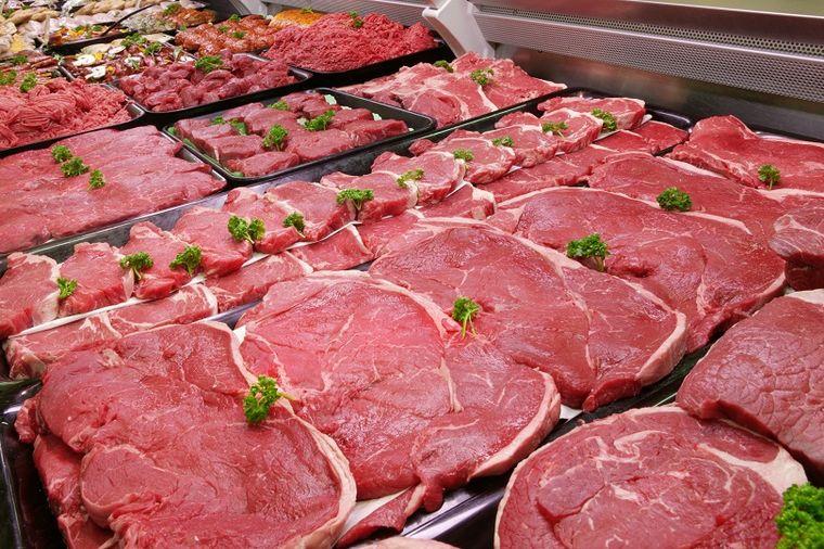 Sveže meso, Foto: Thinkstock