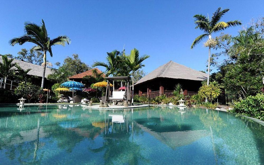2. Što zbog egzotičnosti, ali i luksuza, ovo ostrvo redovno posećuju slavne ličnosti. (foto: Profimedia)