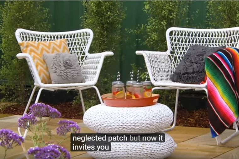 You Tube / Printscreen / Better Homes and Gardens