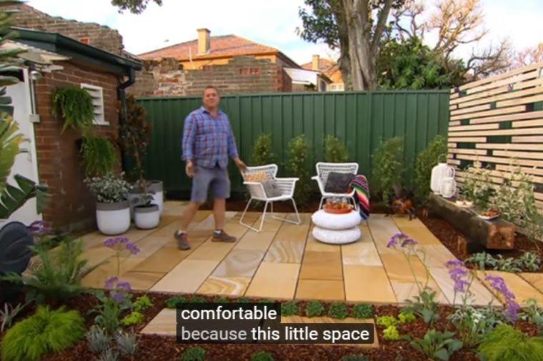 Sredio dvorište za desetku: Pustoš iza kuće pretvorio u rajski kutak za uživanje! (VIDEO)