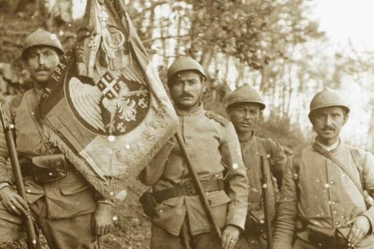 Mnogi ne znaju pravi tekst pesme Kreće se lađa francuska: Nezamisliva patnja srpskih oficira (FOTO)