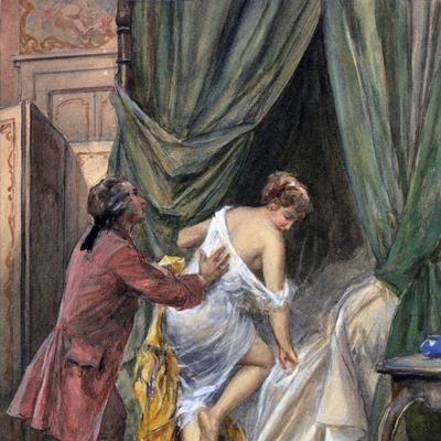 Spavao sa 132 žene, časnom sestrom i sopstvenom ćerkom: Skandalozni podvizi legendarnog Kazanove!