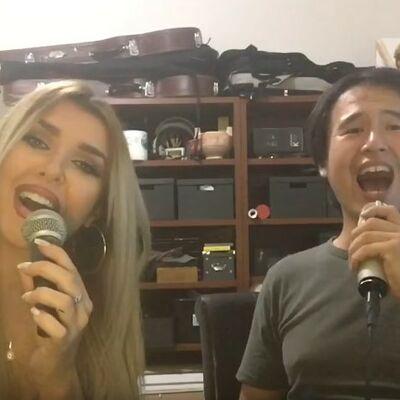 Kinez i Bosanka zapevali Kad zamirišu jorgovani: Snimak koji je zapalio internet! (VIDEO)