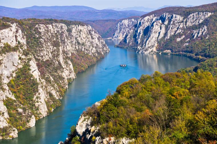 Najlepša klisura u regionu: Đerdap sa razlogom smatraju rajem u prirodi! (FOTO)