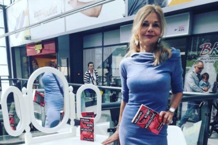 Od nje je nasledila vitkost i lepotu: Ovo je majka Mirjane Bobić Mojsilović! (FOTO)