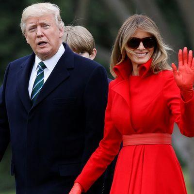 Drugarica više neće da ćuti: Ispričala sve što zna o braku Melanije i Donalda Trampa!