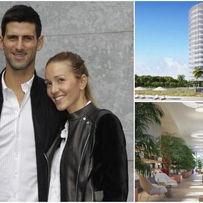 Novak i Jelena Đoković kupili novi stan od 10 miliona evra: Enterijer da se raspametiš! (FOTO)