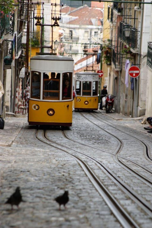 Lisabon se nalazi u Portugaliji i sa 290 sunčanih dana u godini jedan je od najlepših evropskih gradova. Uživajte u šarmantnim kafićima i razgovoru sa divnim stanovnicima ovog grada. Foto: Profimedia