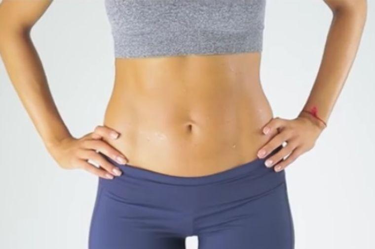 Ako želite ovakve trbušnjake: 7 dana radite ovu vežbu! (VIDEO)