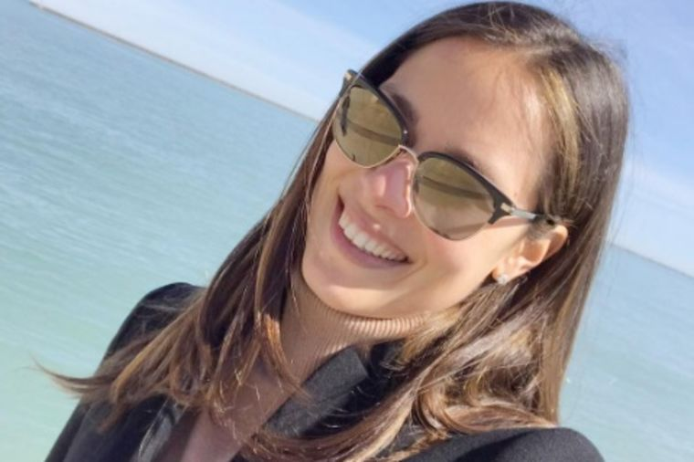 Presrećna Ana Ivanović otkrila delić novog doma: Luksuzna kuća na plaži! (FOTO)