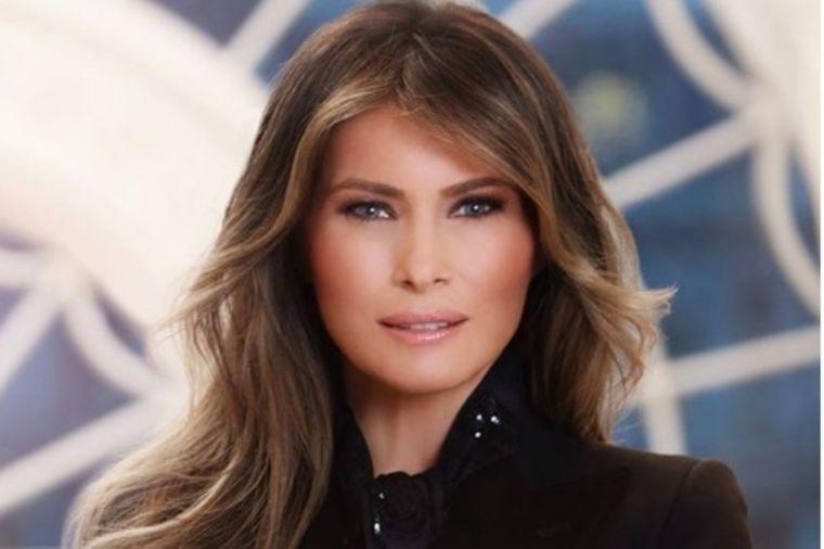 Amerikancima se ne dopada službeni portret Melanije Tramp: Evo zbog čega! (FOTO)