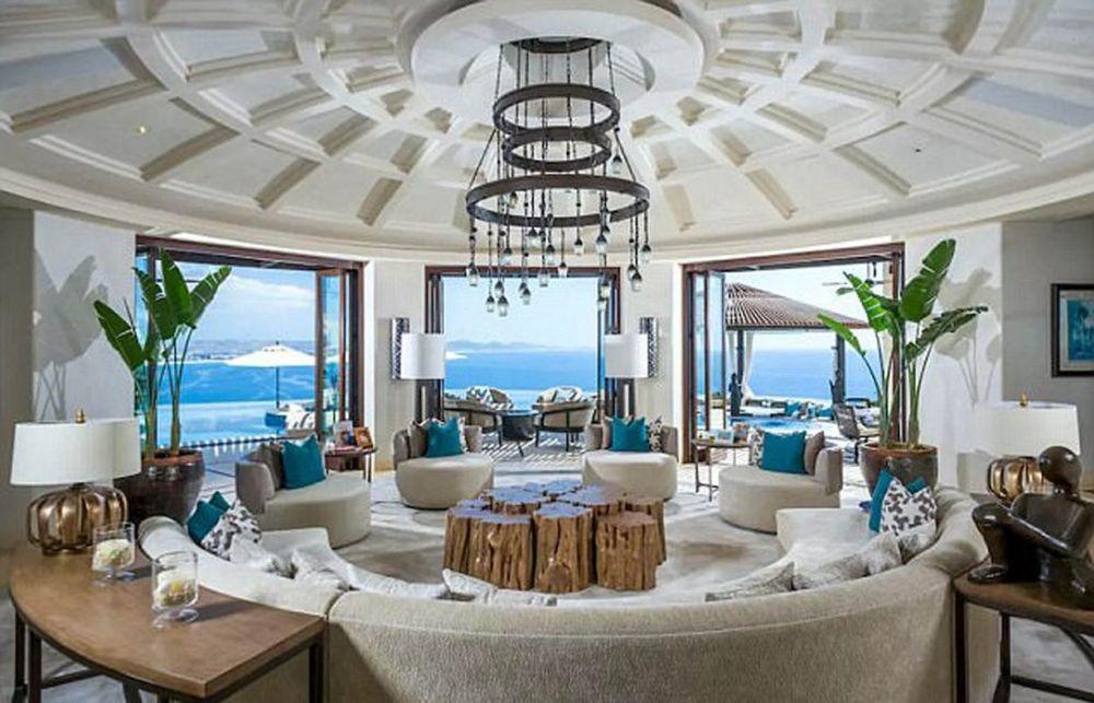 Samo za najam luksuzne vile, Maraja je izdvojila čak 25 miliona dolara. Foto: Profimedia