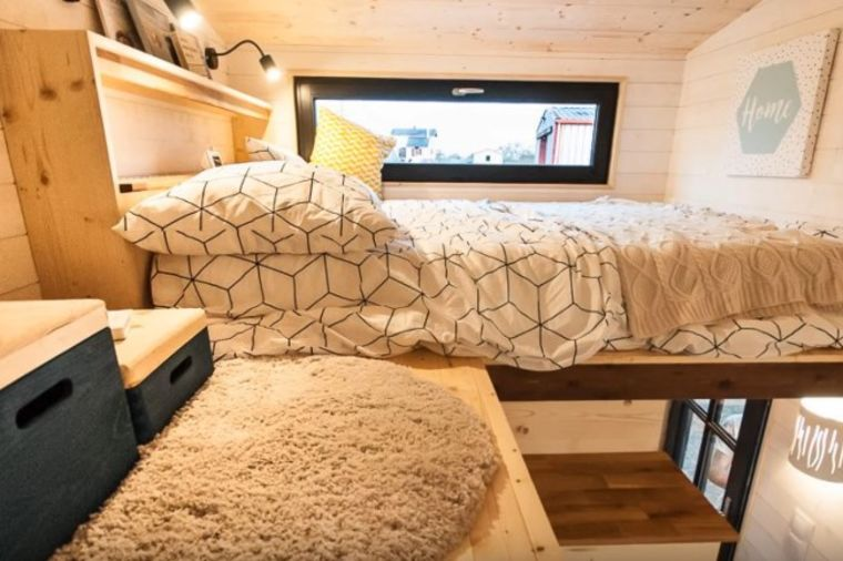 Foto: Printscreen Youtube / Go Tiny House Hunting