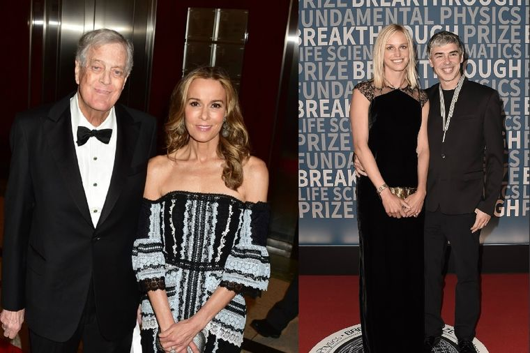Ovako izgledaju žene najbogatijih muškaraca: Da li je Julija ubedljivo najlepša? (FOTO)
