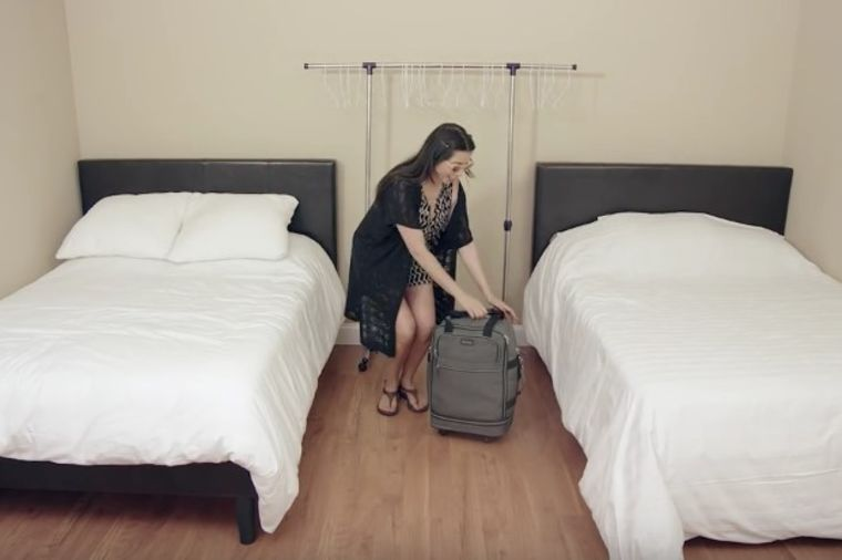 Foto: Printscreen Youtube / Biaggi Luggage